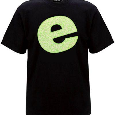 Big E Oldskool Mens Tshirt Black