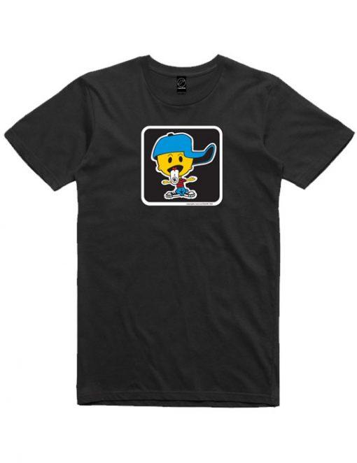 Raver Unisex Tshirt Black
