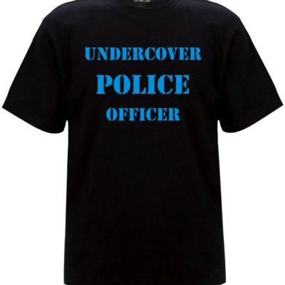 Undercover Oldskool Mens Tshirt Black