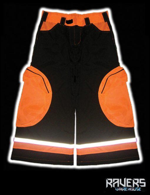 pants aero rushn black org front