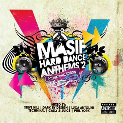 Masif Hard Dance Anthems 2