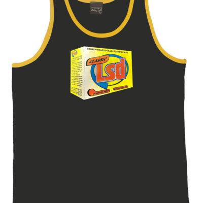 lsd-Unisex-singlet-Black-yellow